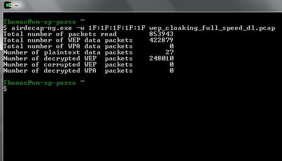 Hack Wi-Fi in Windows PC