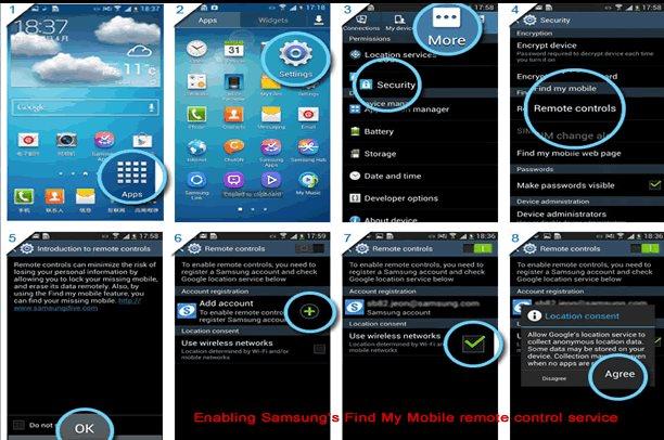 Unlock Android Lock screen