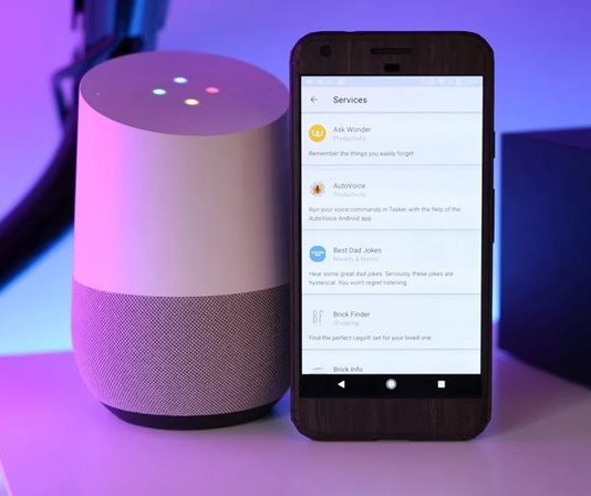 Google Home to Remember where you put all your Stuff