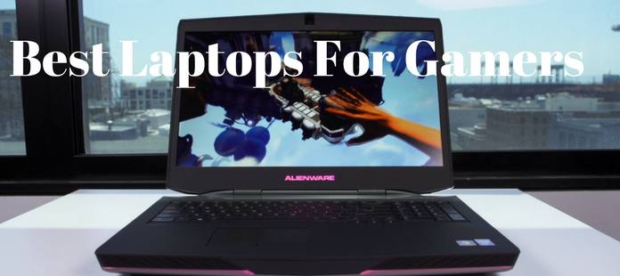 Top 10 Laptops For Gamers